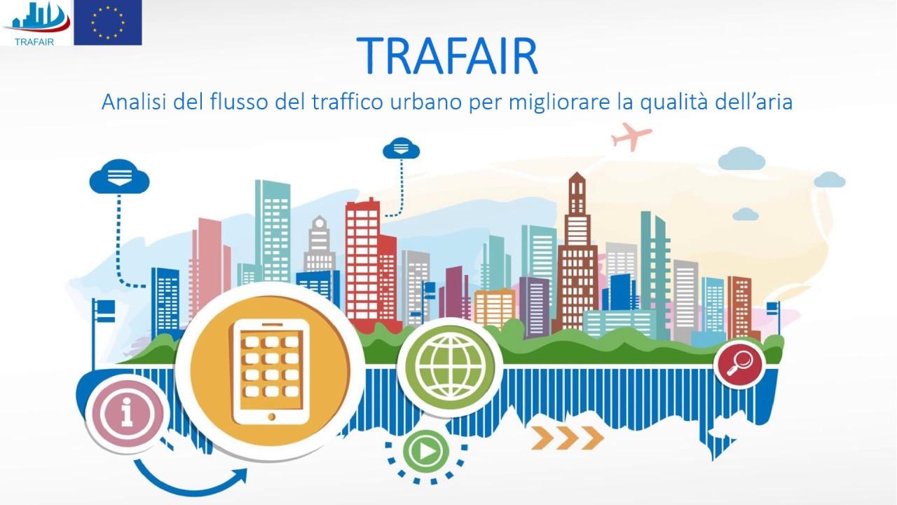 Trafair - Understanding Traffic Flows To Improve Air Quality